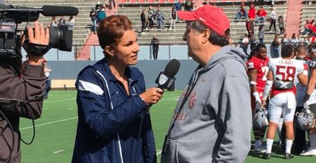 Cindy Brunson ESPN