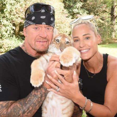 Jodi Lynn Calaway and the Undertaker
