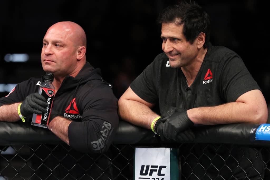 Matt Serra UFC