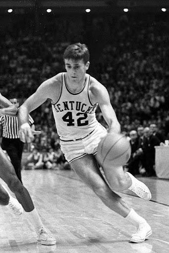 Former Kentucky Wildcat Pat Riley
