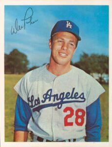 Wes Parker for LA Dodgers