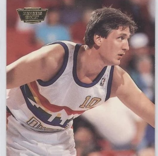 Hastings in his playing career