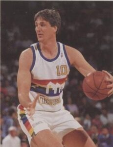 Scott Hastings, Denver Nuggets