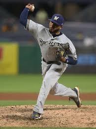 Jeremy Jeffress's pitching style