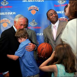 Larry Brown Wife and Family