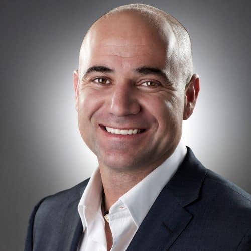 Andre Agassi age