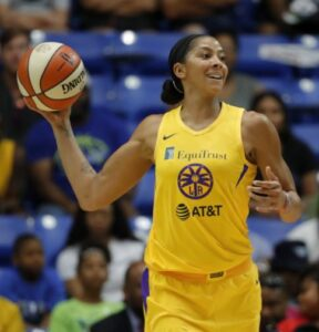 Candace Parker Career