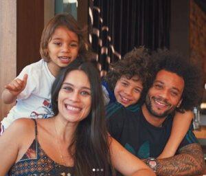 Marcelo Vieira family