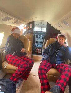 Cordae Private jet