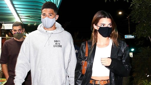 Devin Booker And Kendall Jenner