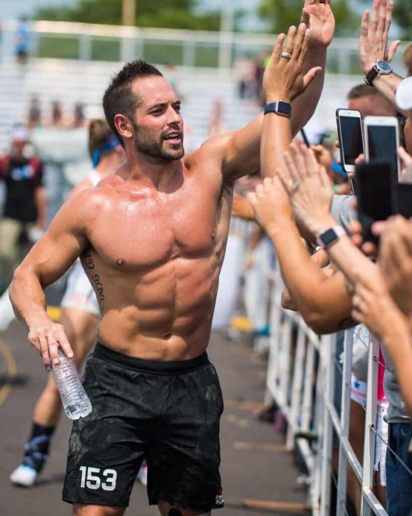 Rich Froning Jr workout