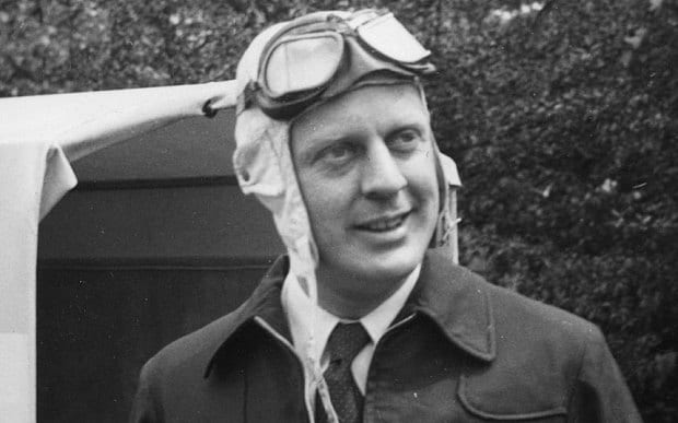 Eric was the oldest living F1 race driver