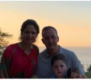 Lorena Ochoa' Family