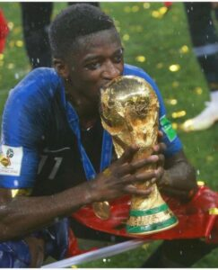 Masour Ousmane Dembele With Winning Moment