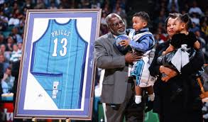 Retirement of Phill's jersey