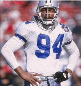 Charles Haley Dallas Cowboys Game Jersey