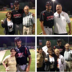 Zach Eflin With Family