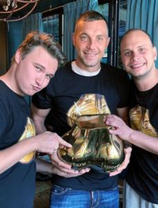 artem dzyuba achievement