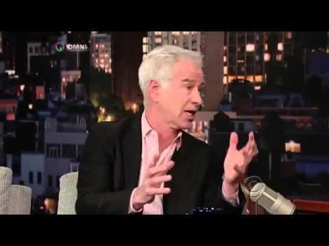 John McEnroe on TV Shows