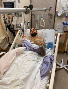 Vincent Poirier Injury