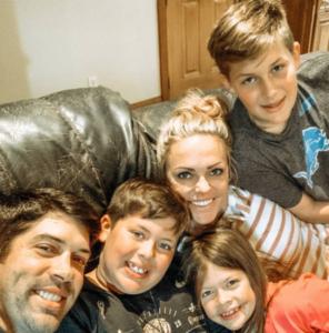 Jennie finch family