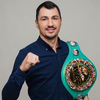 Viktor Postol Boxing