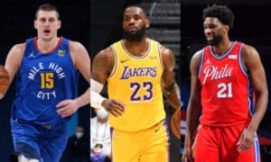 James one of favorites for NBA MVP race