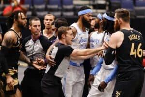 LA Lakers vs. Toronto Raptors
