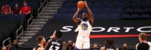 Without Steph and Draymond, Warriors Falter Against Raptors