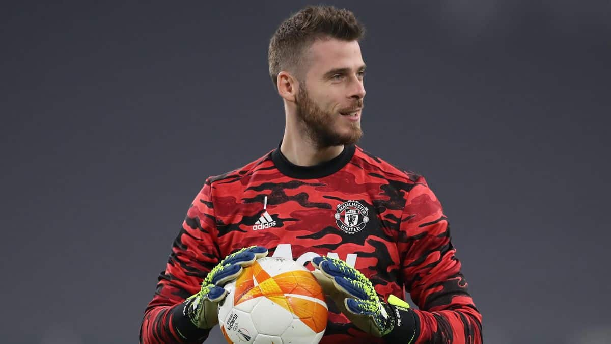 De Gea willl again play with Manchester United (Source Eurosport)