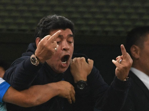 Diego Maradona (Source Metro)