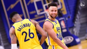 Steph erupts with 41 points to win over the Bucks