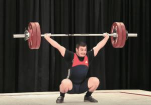 Mat Fraser crossfit workout