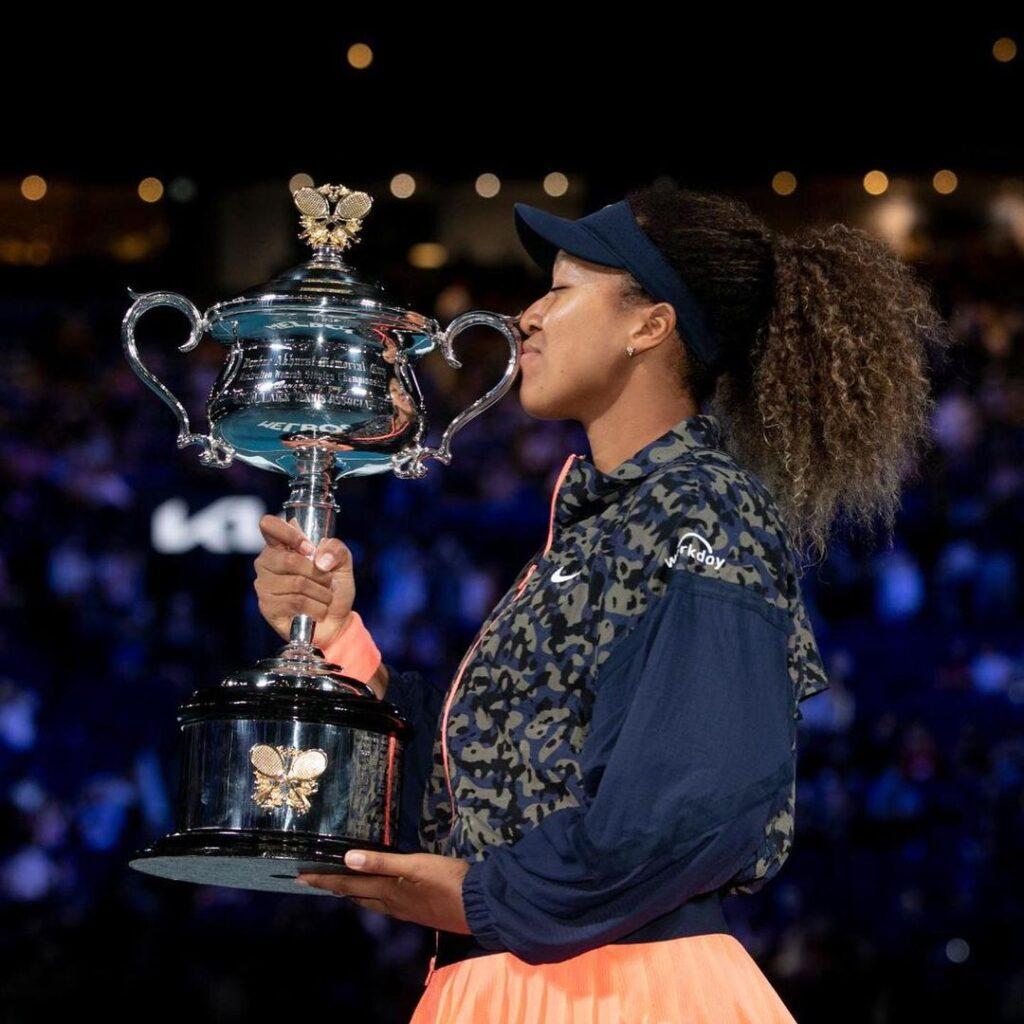Naomi Osaka wins the Australian Open