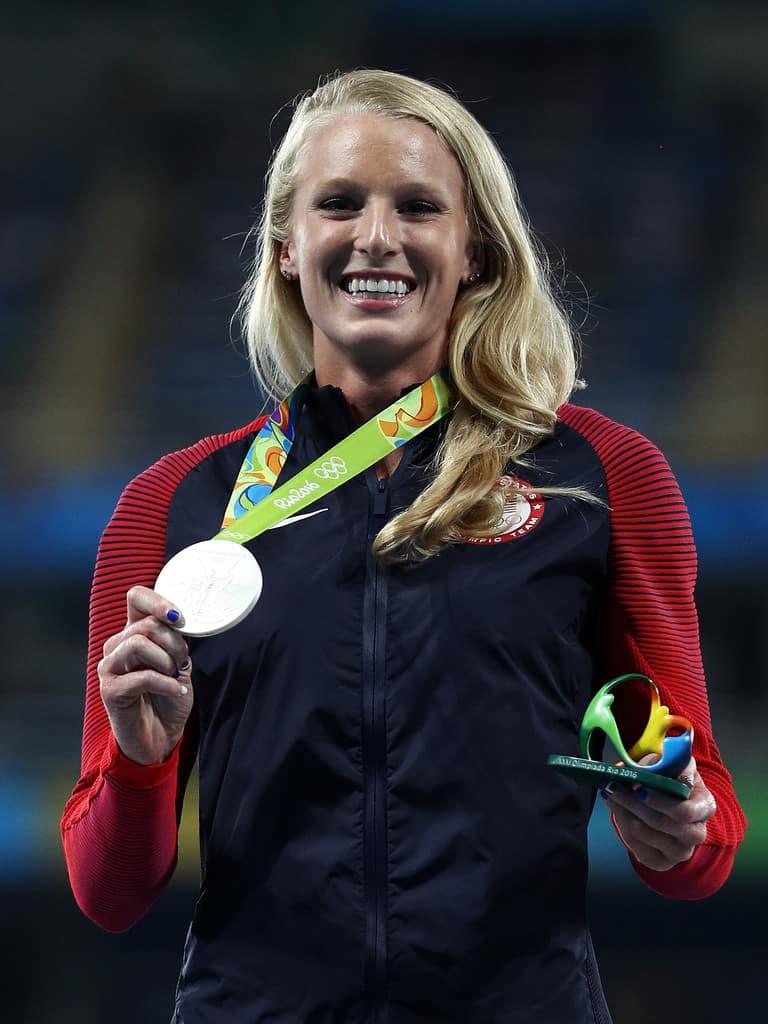 Sandi Morris Olympic