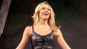 Stacy Keibler wrestler