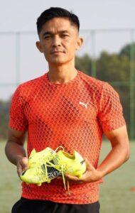 Sunil Chhetri FIFA Ranking