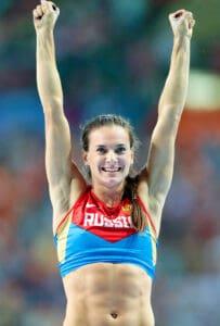 Yelena Isinbayeva age