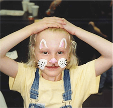 Sandi Morris early life