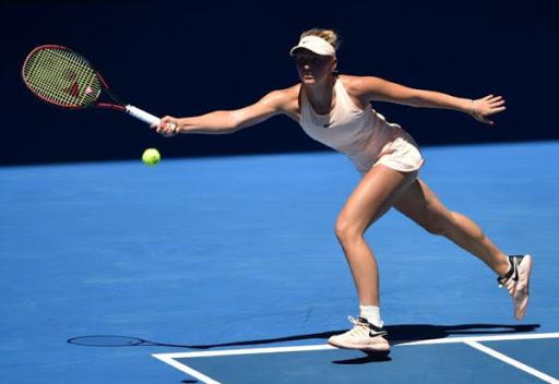 Marta Kostyuk Australian Open