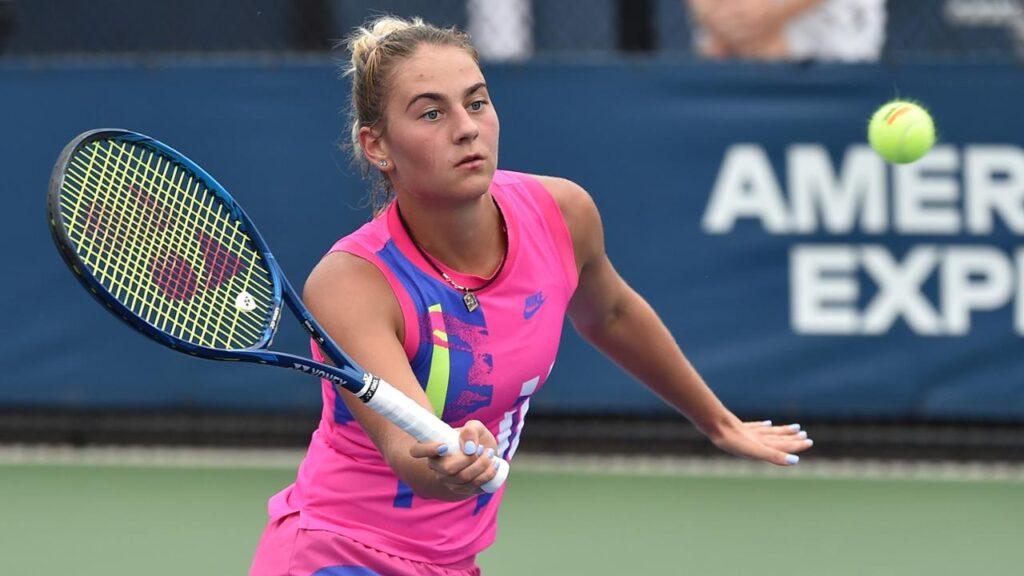 Marta Kostyuk Australian Open Junior Championships