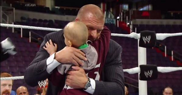 Net worth of Triple H