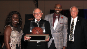 Carter's Embassy of Hope Foundation honors community leaders.