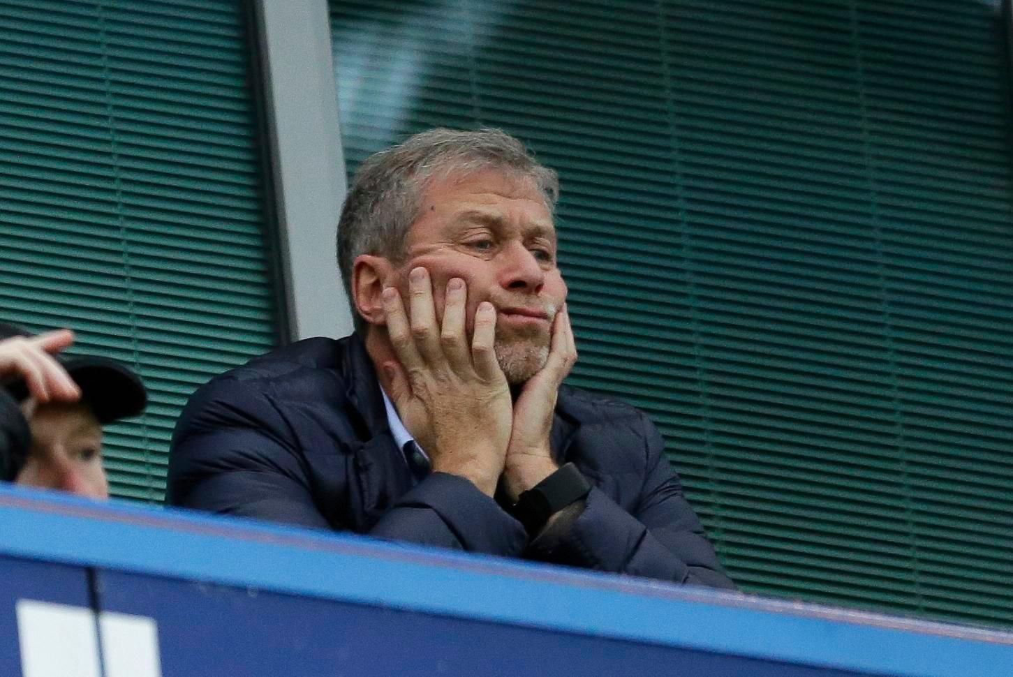 Chelsea owner Roman Abramovich is confident (Source: The Sun)