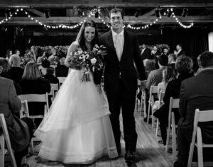 Cord Sandberg with his wife