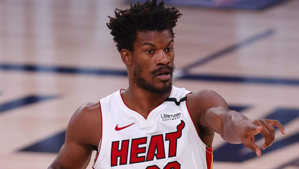 Jimmy Butler American Professional