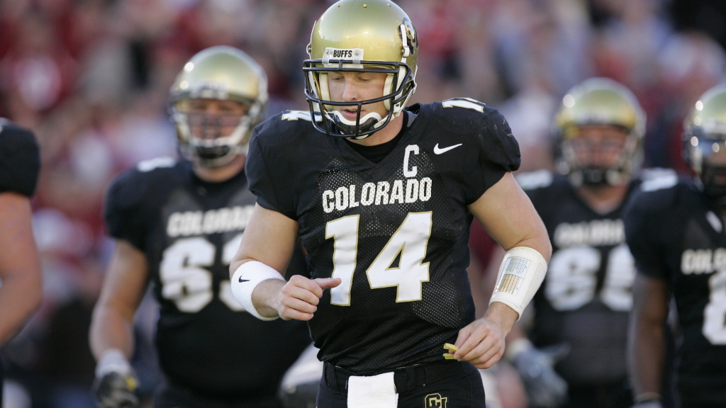 Klatt Playing for Colorado