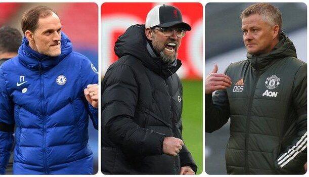 Rivals of team Guardiola (Source: BBC)