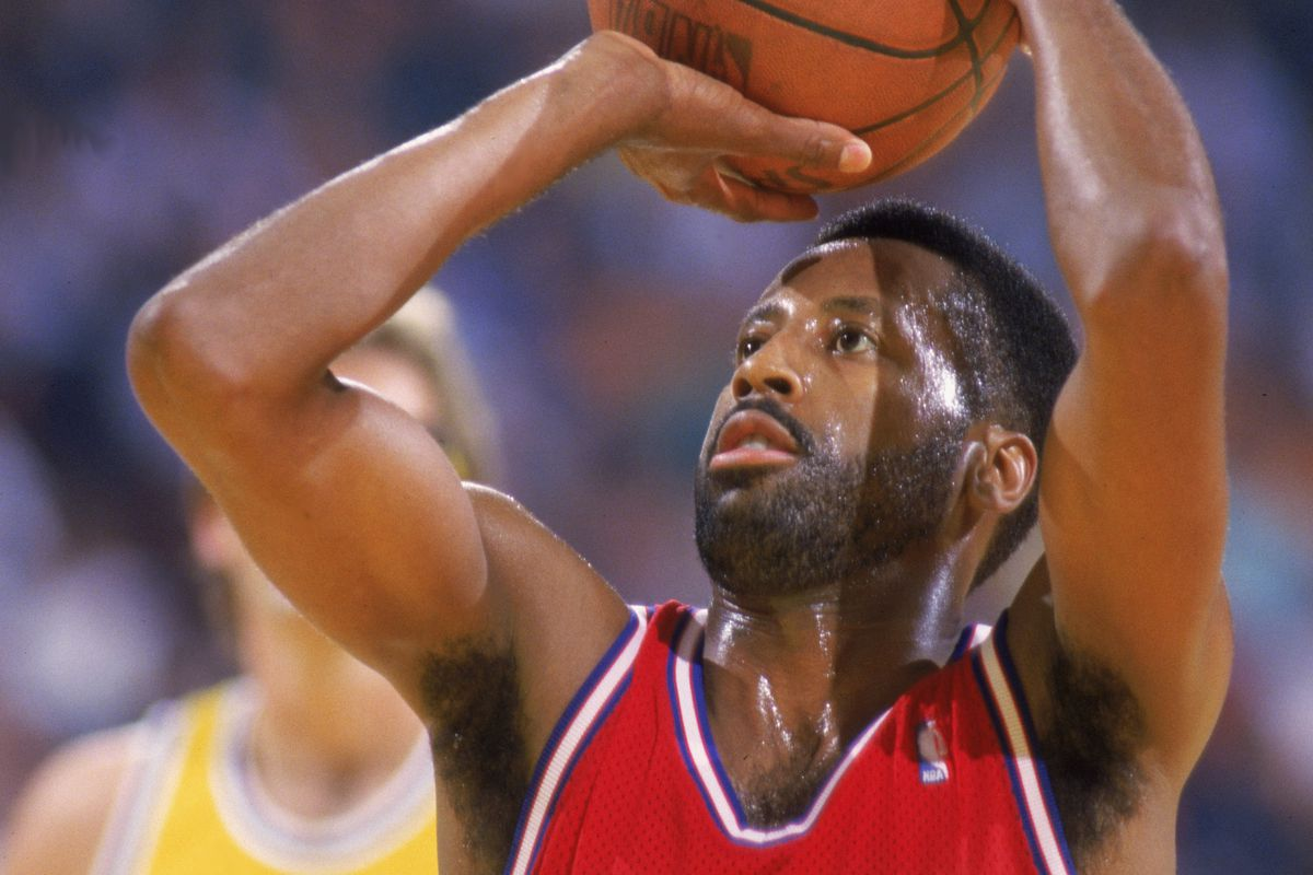 NBA Player Mike Woodson