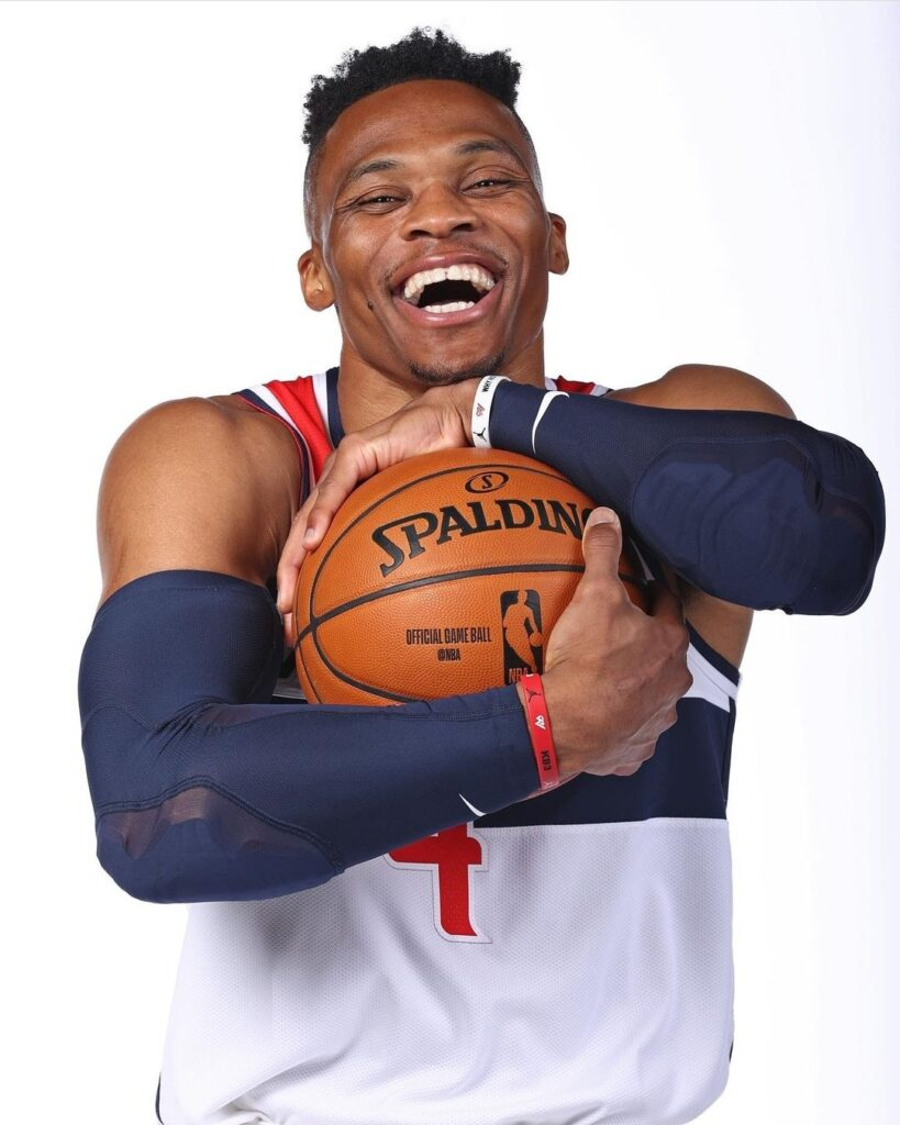 Point guard, Russell Westbrook